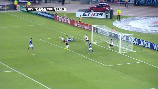 Copa Libertadores: Nächster River-Schock