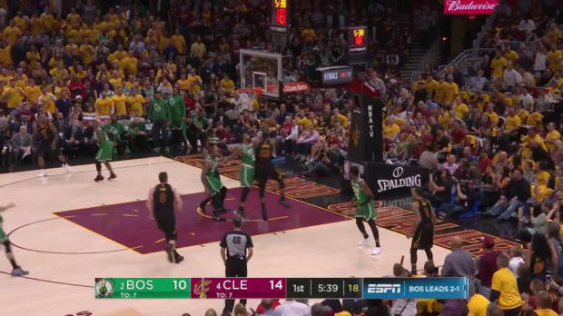 WSC: LeBron James (44 points) Highlights vs. Boston Celtics