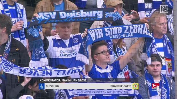 Duisburg - Braunschweig