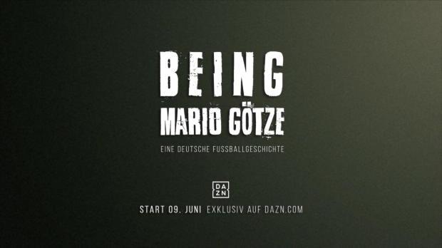 Trailer: Being Mario Götze - Eine deutsche Fußballgeschichte