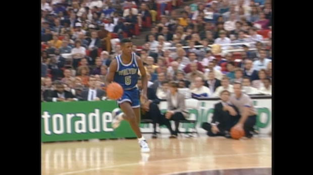 Best of the 1992 Slam Dunk Contest