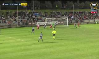 See all the goals from Match Day 1 in the Westfield FFA Cup Round of 16.