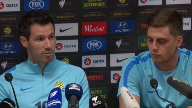 """Confed Cup: McGowan: """"Deutschland schocken!"""""""