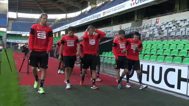 L1 - Rennes face � la montagne PSG