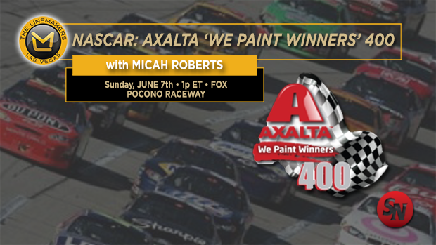 NASCAR Axalta 400