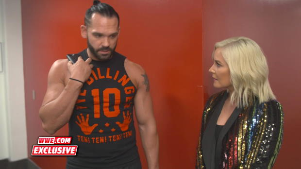 Video Tye Dillinger Tries To Help R Truth Through Immigration Wwe