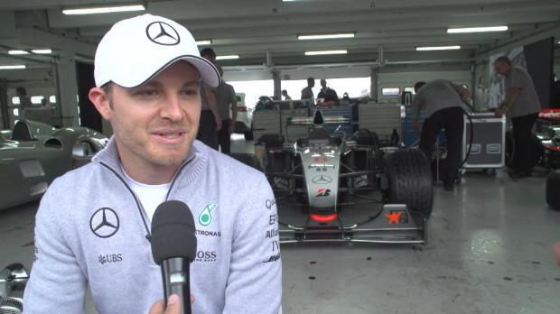 F1: Rosberg: Hockenheim wird Riesenfest