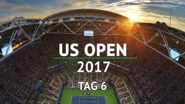 US Open: Nadal nervös, Federer ohne Probleme