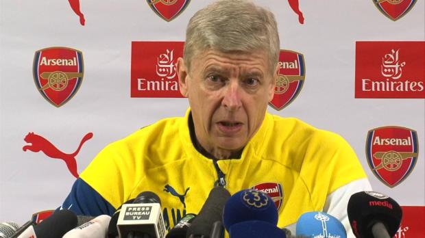 Le manager des Gunners Arsène Wenger parle de sa nouvelle recrue défensive Gabriel avant d'affronter Aston Villa ce weekend.