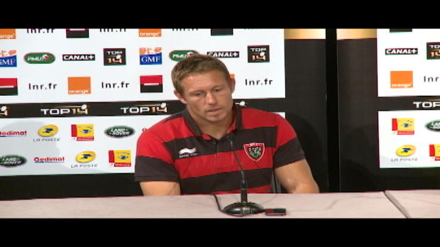 Top 14 - Finale : Wilkinson s'attend � des moments difficiles