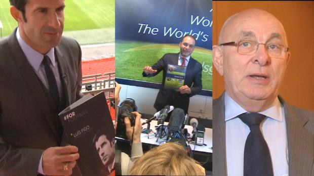 FIFA: Neue Allianz gegen Blatter