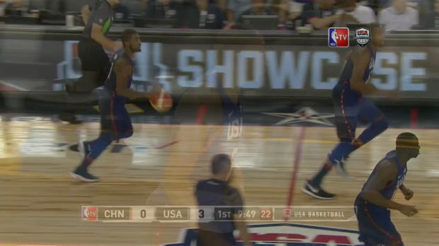 WSC: Plays of the Day USA vs. China