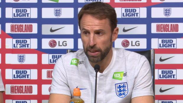 England: Southgate: Das Team hat Prio, nicht ich