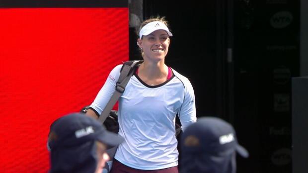 Sydney: Kerbers erster Titel seit US Open 2016