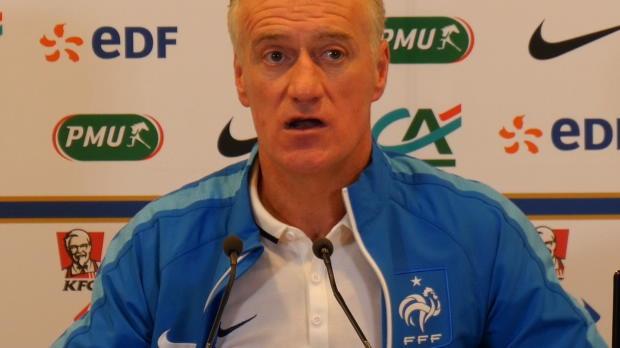 Bleus - DD - 'Varane reste un jeune joueur'