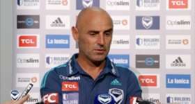 Watch head coach Kevin Muscat's pre-match press conference in full ahead of Melbourne Victory's Round 24 clash with Brisbane Roar.