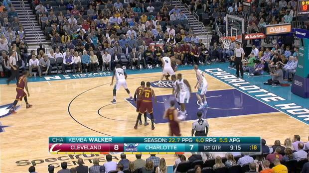 GAME RECAP: Cavaliers 112, Hornets 105