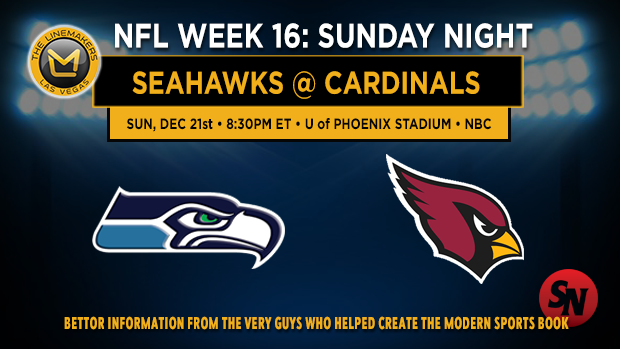 Seattle Seahawks @ Arizona Cardinals