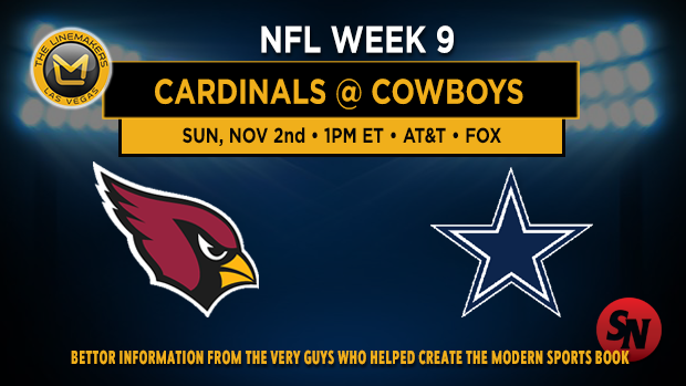 Arizona Cardinals @ Dallas Cowboys