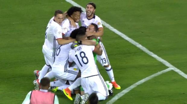 Copa America: Ospina wird Kolumbiens Held