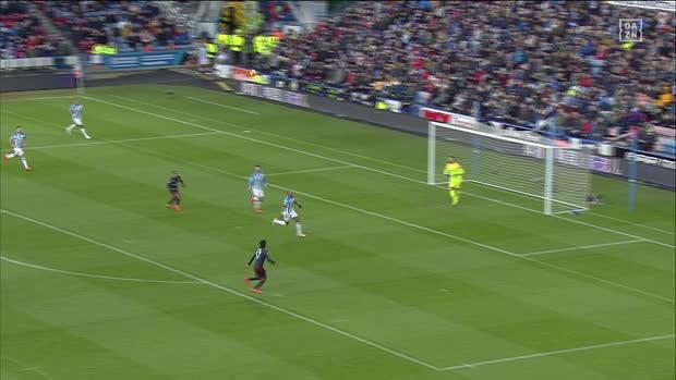 Premier League: Huddersfield - Arsenal | DAZN Highlights