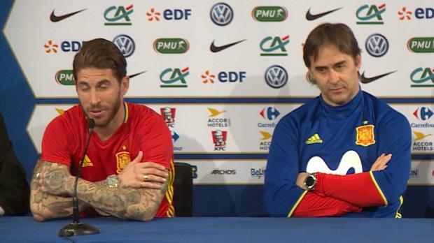 """Ramos: """"Empfangen Mbappe mit offenen Armen"""""""