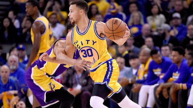Basket : NBA - Warriors - Jusqu'où vont-ils aller ?