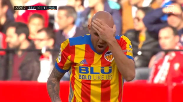 La Liga: Zaza wird zur Lachnummer