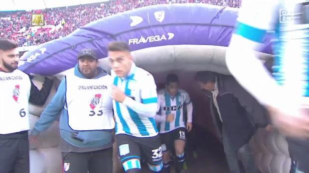 Argentinien: River Plate - Racing