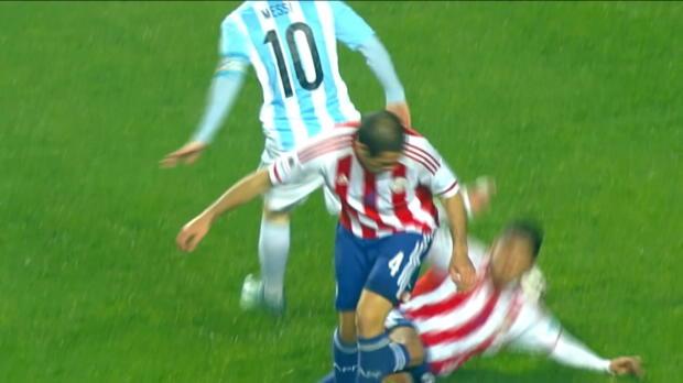 Copa America: Messi-Solo verblüfft alle