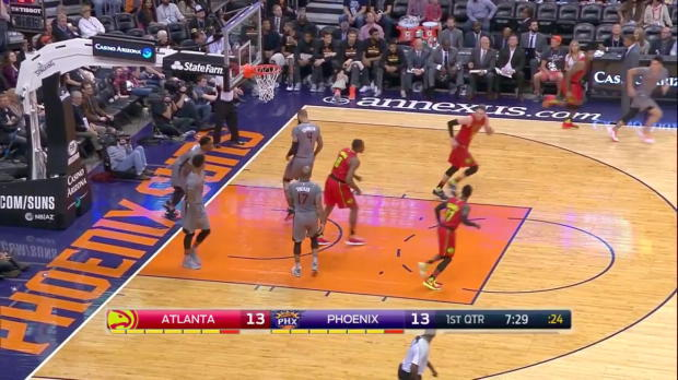 WSC: Dennis Schroder nets 31 points in loss to the Suns