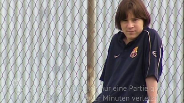 Lionel Messi: Die Geburt des Zauberflohs