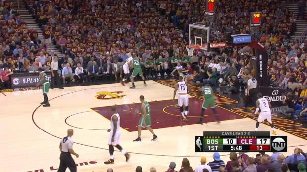 Game Recap: Celtics 111, Cavaliers 108