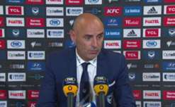 Melbourne Victory Rd16 press conference