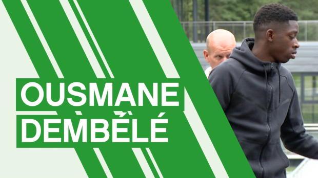 Ousmane Dembele: Der beste Dribbler im Profil