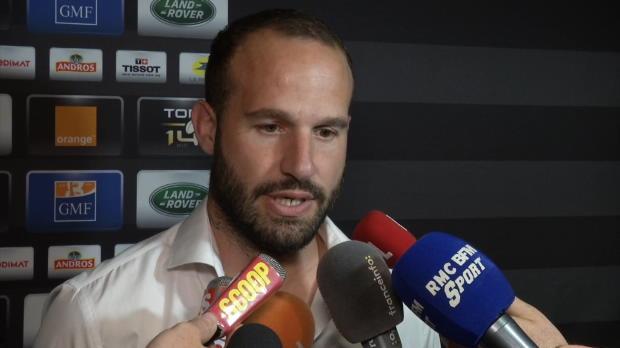 """Rugby : Demie - Michalak - """"Le LOU est un club bourré de talents"""""""