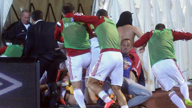Serbie-Albanie - L'UEFA ouvre des procédures disciplinaires
