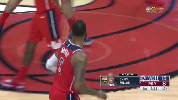 WSC: John Wall (27 points) Game Highlights vs. Miami Heat