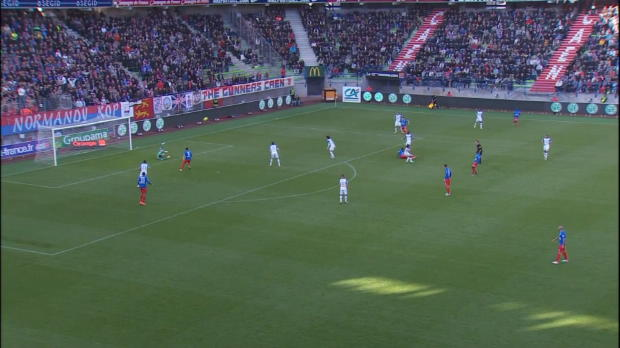Ligue 1 Round 36: Caen 0 - 0 Bastia