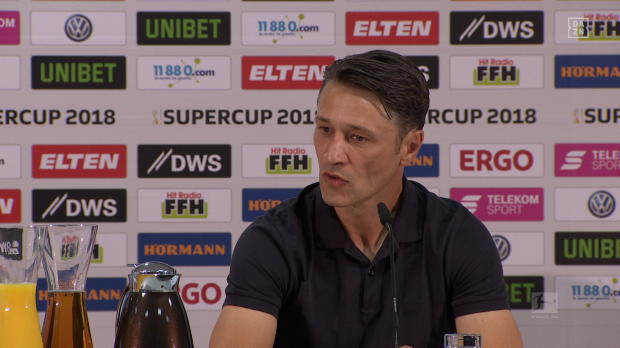 """Kovac sorgt sich um Alaba: """"Starke Schmerzen"""""""