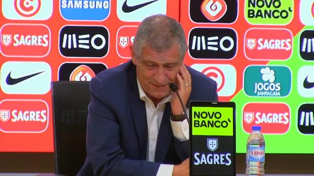 """Portugal: Santos: """"Ronaldo bester Spieler"""""""