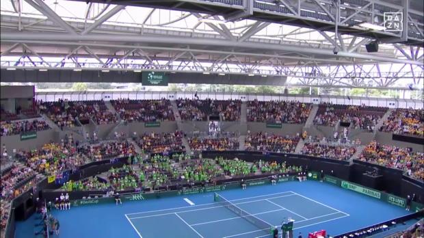 Davis Cup Zverev-Kyrgios NEU