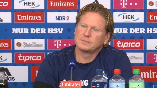 "Gisdol: Last-Minute-Bayern? ""Kein Zufall"""