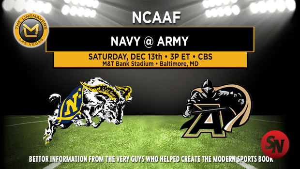 Army Black Knights vs. Navy Midshipmen