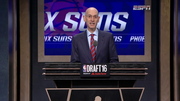 Phoenix Suns Select Dragan Bender With Fourth Pick in 2016 NBA Draft