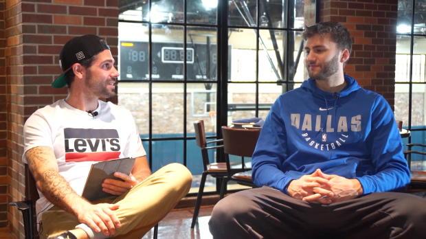 Interview Maxi Kleber DAZN