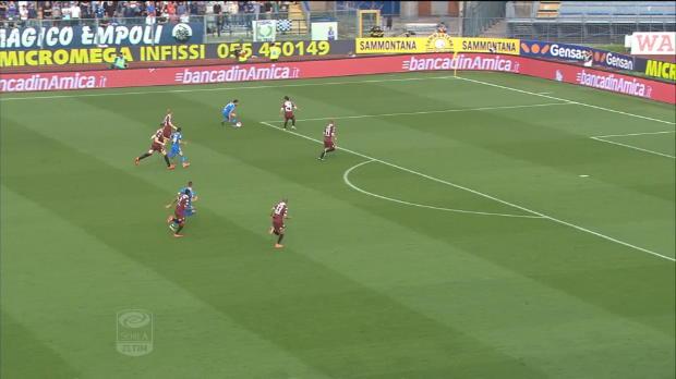 Serie A Round 38: Empoli 2-1 Torino