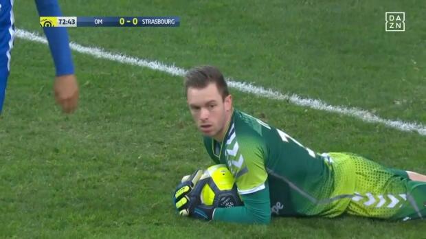 Ligue 1: Ersatz-Keeper mit starker Leistung