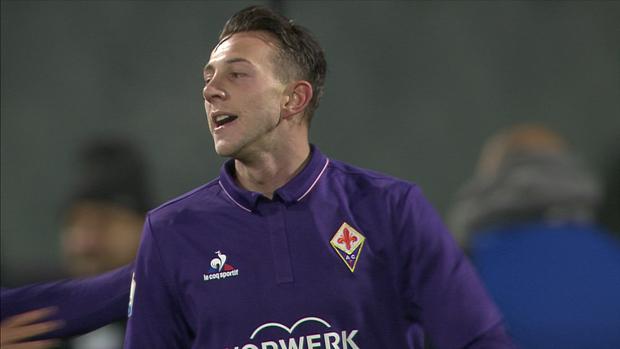 Fiorentina 1-0 Chievo, TIM Cup 2016/17