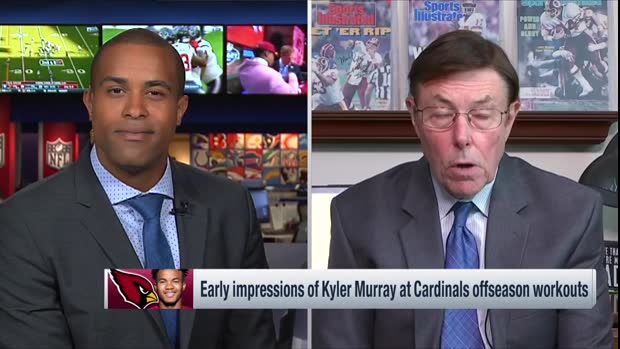 Charley Casserly highlights the Arizona Cardinals rookie who'll be the 'toughest guy to defend'